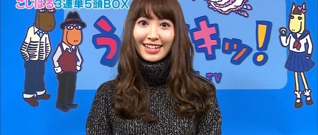 【悲報】AKB48・小嶋陽菜さん(27歳)、もう限界
