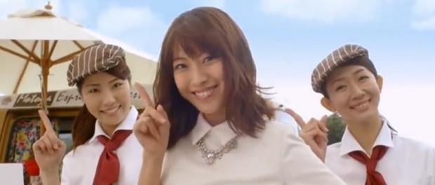 瀧本美織のソニー損保のCMの歌うぜえええwwwwww(動画あり)