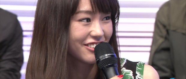 Mステに出演した桐谷美玲の肌荒れが酷かった件…(画像あり)