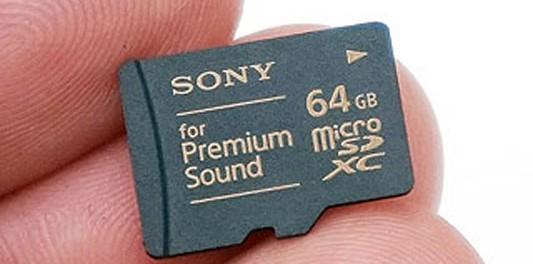 ソニー、高音質microSDXCカード「SR-64HXA」を発売 お値段、なんとwwwwwwww