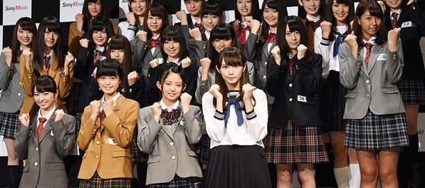 【朗報】欅坂46の制服、かっこいい(画像あり)