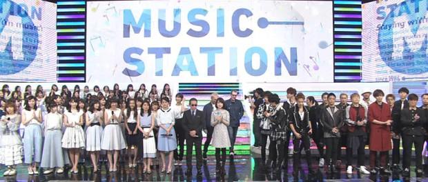 2016年3月11日放送回のMステが高視聴率を獲得!!オリラジやAKB48のOGら29年ぶりに9組が出演した