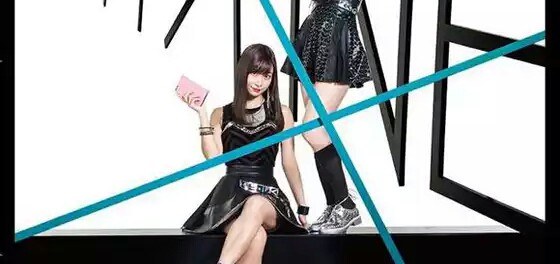 SKE48の新曲「チキンLINE」、洋楽のジャケ写を盛大にパクる→ジャケ写差し替えへwwwww