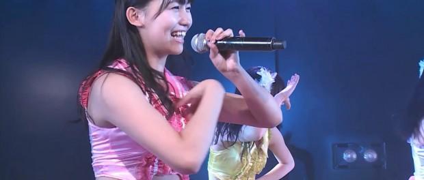 AKB48「こじまこ」こと小嶋真子さんのお腹の肉がヤバイと話題に(画像あり)