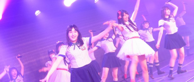 HKT48田島芽瑠、NGT48に公開処刑されるwwwwww(画像あり)