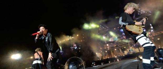 ワンオクことONE OK ROCK、9月に静岡・渚園にて10万人規模の野外ライブ開催 台風大丈夫かよ・・・(震え声)