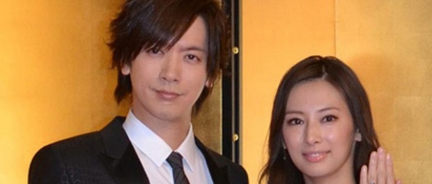 DAIGO・北川景子、熊本地震に配慮し披露宴は自粛モードで 中継や会見は無しか