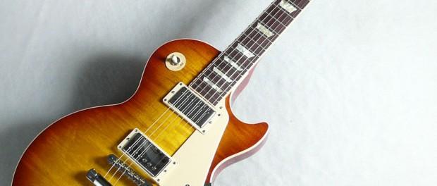 ギブソンのレスポールとかいうクッソかっこいいギターwwwwwwww
