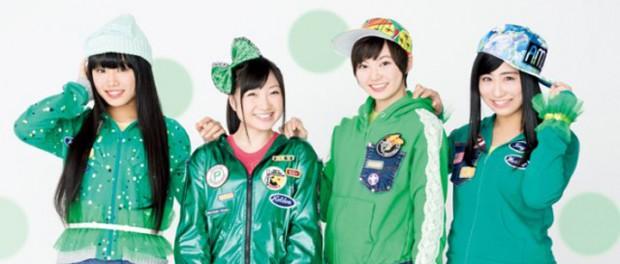 ももクロ有安杏果、エビ中廣田あいからによるユニット「チームよつば」が誕生(画像あり)