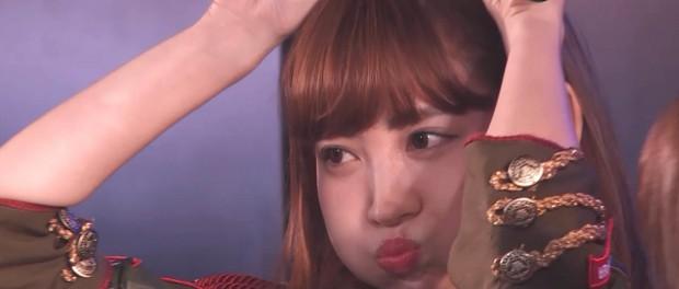 【悲報】AKB48・小嶋陽菜(28)のぶりっこ、キツイ