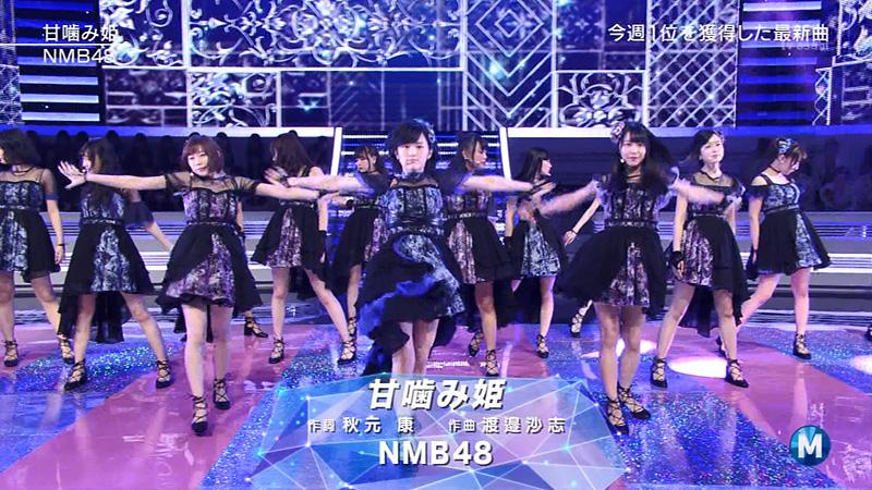 Mステ NMB48 02