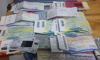 チケットの保管・整理、チケットホルダーとして最適なモノが発見される