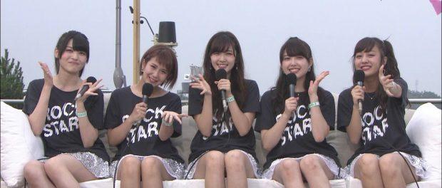 ROCK IN JAPAN FES 2016第3弾出演アーティストにしれっと℃-uteがいる件