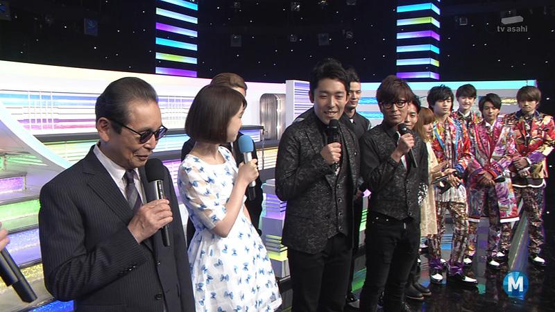 Mステ RADIO FISH 西川貴教 01