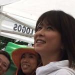 熊本で炊き出しに参加した森高千里(47歳)、美人過ぎる