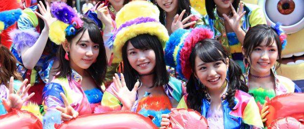 USJ、AKB48に占拠される 今夏AKBがユニバーサルスタジオジャパンに常駐しほぼ毎日公演を行う
