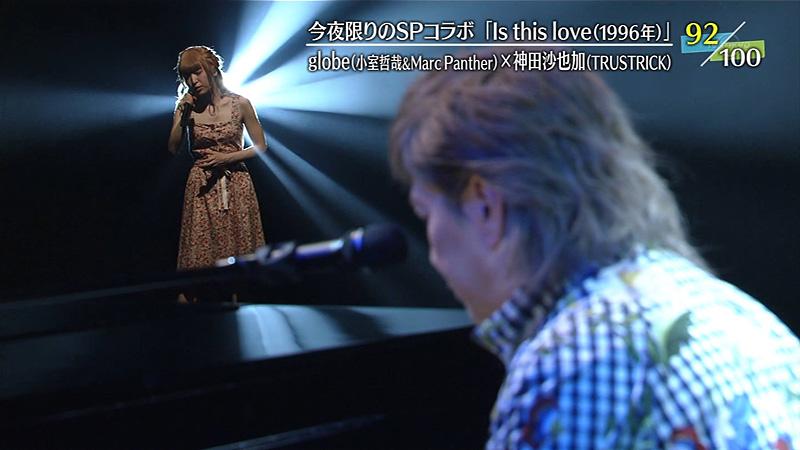 テレ東音楽祭2016 globe 神田沙也加 02