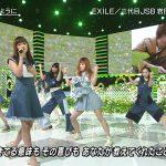 【Mステ】Flowerで踊ってるだけの奴らって必要なの????(画像・動画あり)