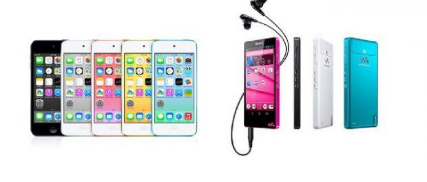 結局iPodとWALKMANはどっちが音質良いの?