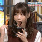 乃木坂・西野七瀬の箸の持ち方が酷いwwwww(画像・動画あり)