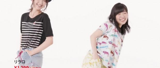 HKT48・指原莉乃と森保まどか、ユニクロのCMに出演決定!(動画あり) なおAKBにはユニクロ批判するメンバーがいる模様