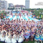【FNSうたの夏まつり2016】アイドルプールサイドパーティーのコールとMIXワロタwwww(画像・動画あり)