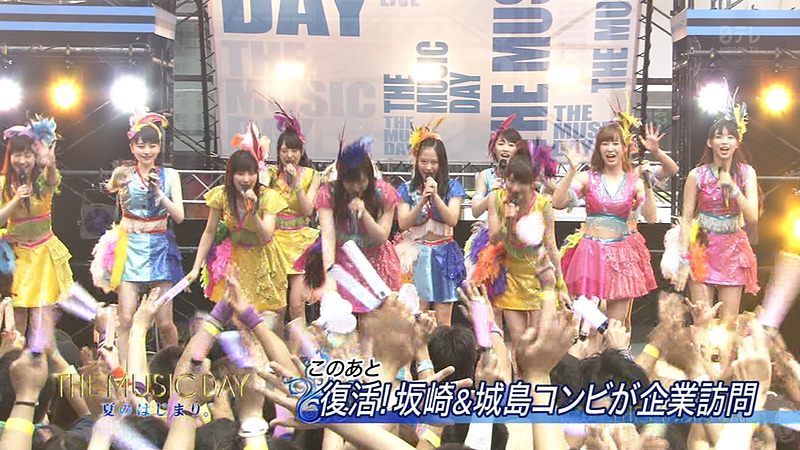 THE MUSIC DAY 2016 放送事故 02