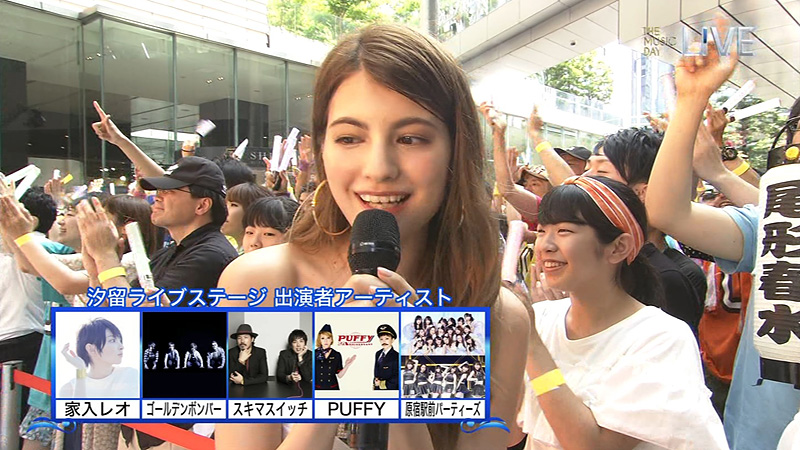 THE MUSIC DAY 2016 放送事故 01