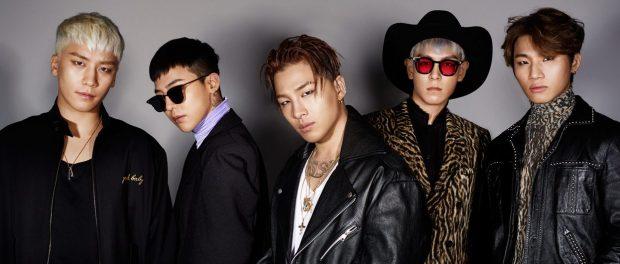 韓国のBIGBANGの年収がハンパない!世界で最も稼ぐ有名人ランキングにアジアの歌手で唯一ランクイン