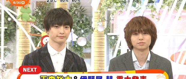 【朗報】27時間テレビでHey! Say! JUMPとKis-My-Ft2が共演! 派閥問題は解決か