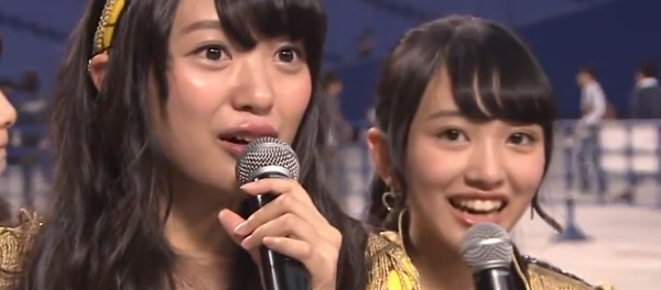 NGT48北原里英とAKB48向井地美音、似すぎ問題(画像あり)