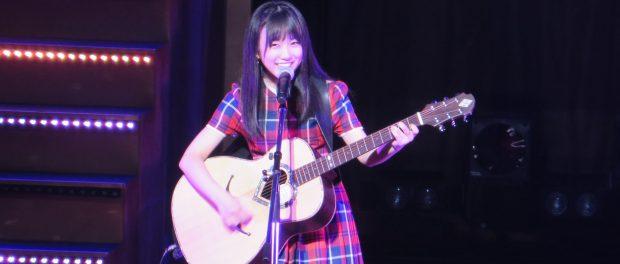 ギターを持ったHKT矢吹奈子が完全にmiwaな件