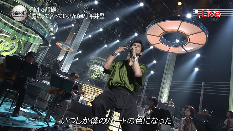 音楽の日 平井堅 放送事故 02