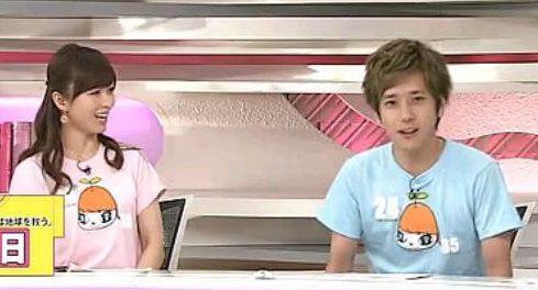 【リーク】今夜嵐の二宮和也と伊藤綾子の結婚発表 → ガチだった!ニノが直筆メッセージ公開
