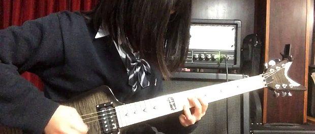 JK2だけど、ギター弾いたからきいて!!