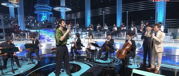 【音楽の日2016】平井堅の歌唱中に放送事故wwwwww「カラオケの音が出てないです」(画像・動画あり)