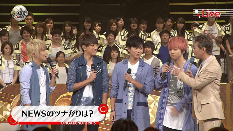 音楽の日 NEWS 手越 ミスチル 桜井 03