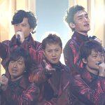 NHK 第66回 NHK紅白歌合戦 2015 SMAP