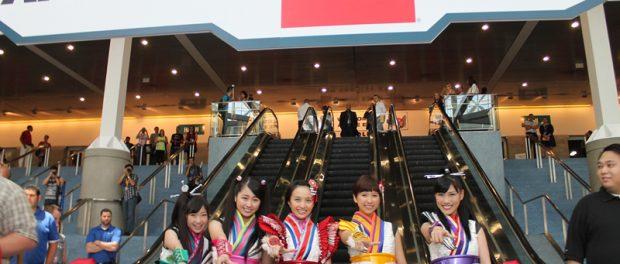 ももクロ、日本人1000人引き連れてアメリカツアー開催wwwwww