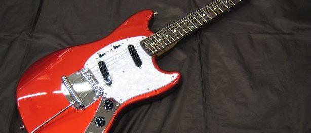 エレキギターを始めたいんだが始めはムスタングでいい?