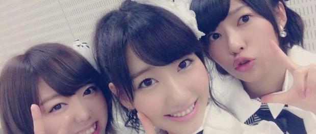 AKB48コンサートのMCで柏木由紀、峯岸みなみ、指原莉乃が手越スキャンダルの件をネタにしてヲタを挑発wwwww
