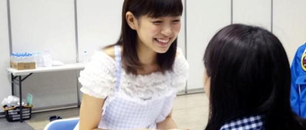 NMB48・渡辺美優紀、観客のトラブルにショックを受け握手会を一部中止wwwww