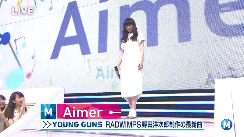 Mステ Aimer 03