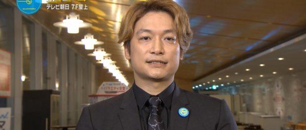 SmaSTATIONに出演した香取慎吾さんの目が完全に死んでいた件