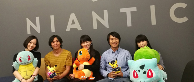 PerfumeがポケモンGOのNianticを訪問!!ポケモンを抱いたPerfume可愛すぎか(画像あり)