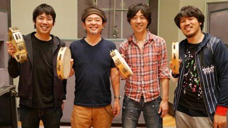 スキマスイッチ、新曲は奥田民生プロデュースの「全力少年」 ラグビーアニメ「ALL OUT!!」のEDに決定