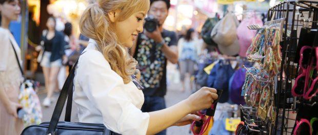 HKT48・兒玉遥さん、ギャルに変身し竹下通りを歩くwwww(画像あり)