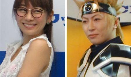 時東ぁみがPsycho le Cemu・DAISHIと結婚!!