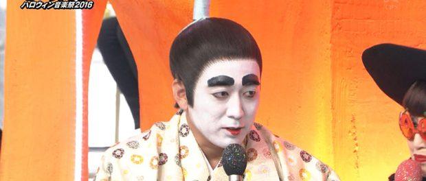 【ハロウィン音楽祭】安住アナの仮装wwwwww馬車人力wwwwwwww【ザ・ベストテン】