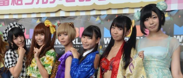 欧州の音楽アワード「2015 MTV EMA」の日本代表がでんぱ組に決定wwww ベビメタ、セカオワ、ワンオク、三代目に勝利